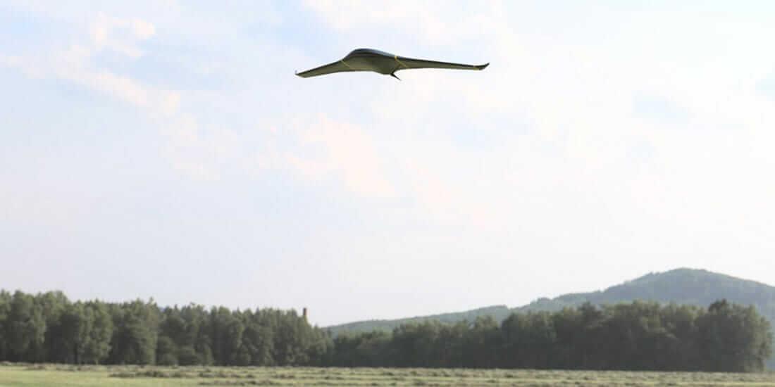 ウォーリック大学 UAV