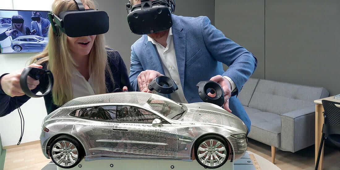 次世代 VR ゼロからクリエイト