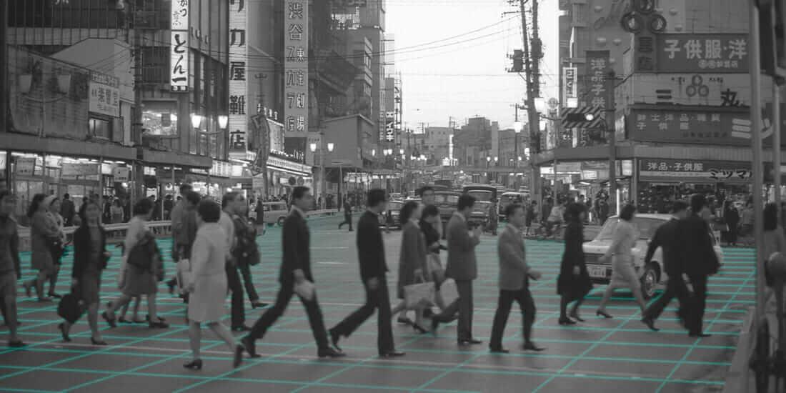 フォトグラメトリー 渋谷