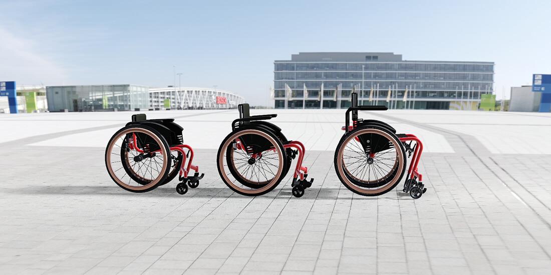 車椅子 オーダーメイド MPカスタム