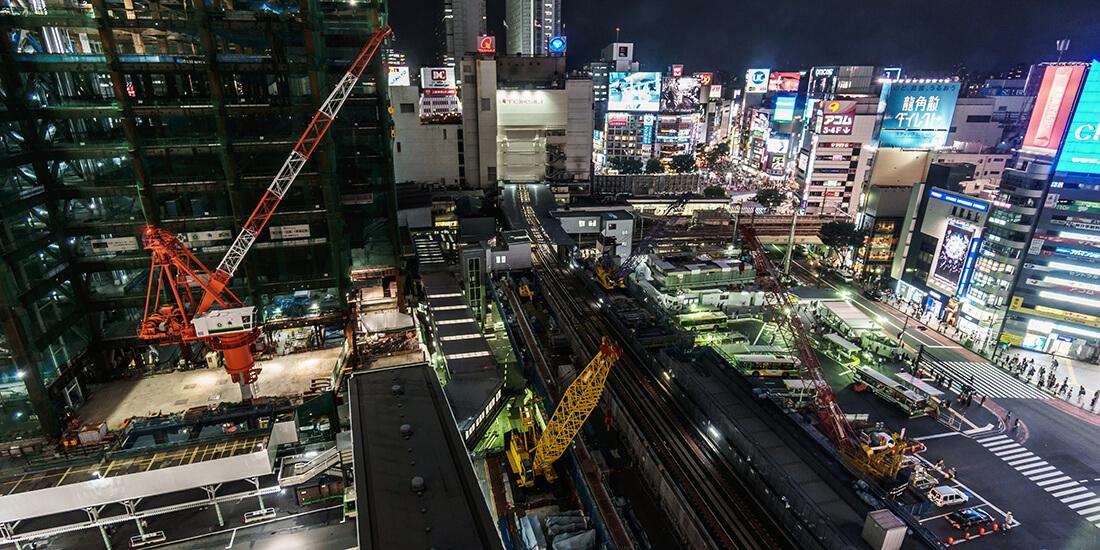 銀座線 渋谷