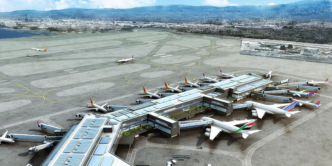 サンフランシスコ国際空港 ターミナル 1