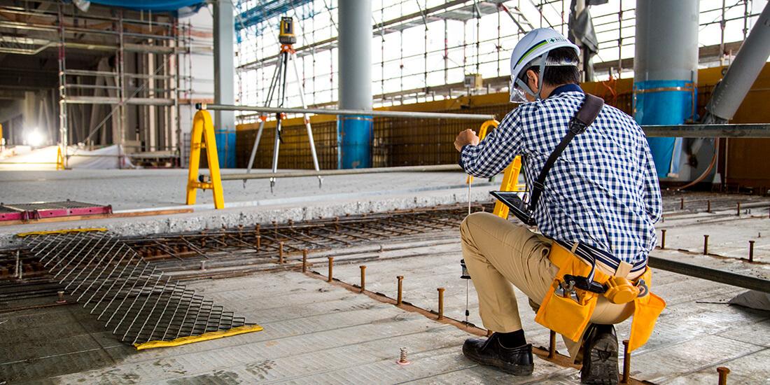 施工から取り組む BIM: 矢作建設工業が進める業務効率化