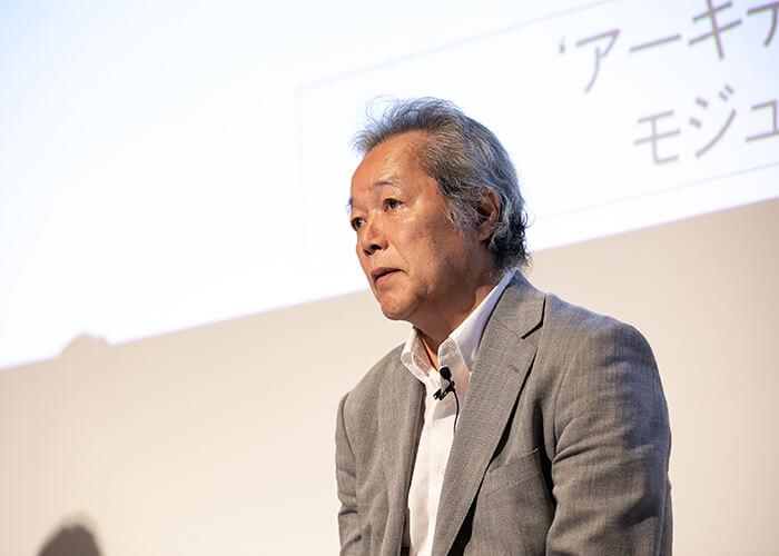 千葉大学 名誉教授 安藤正雄氏 建築 生産 システム