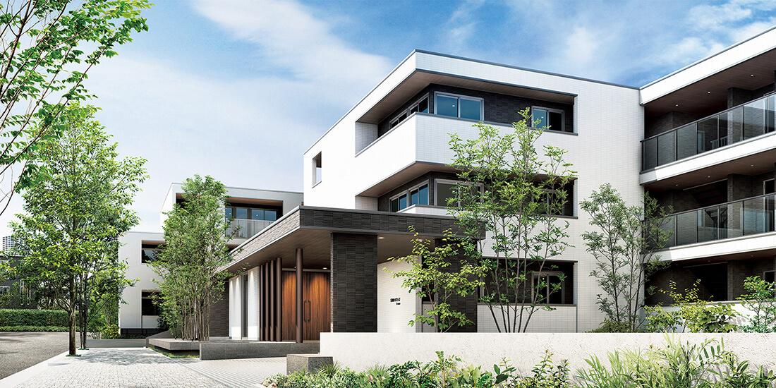 セジュールオッツGT 集合住宅 計画