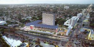 マイアミの多目的複合ビルがサステナブルな都市開発でコミュニティを構築