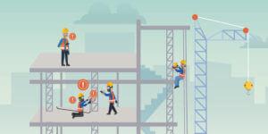 AI が建設業界で実現するタスク合理化と、見識と安全性の向上とは