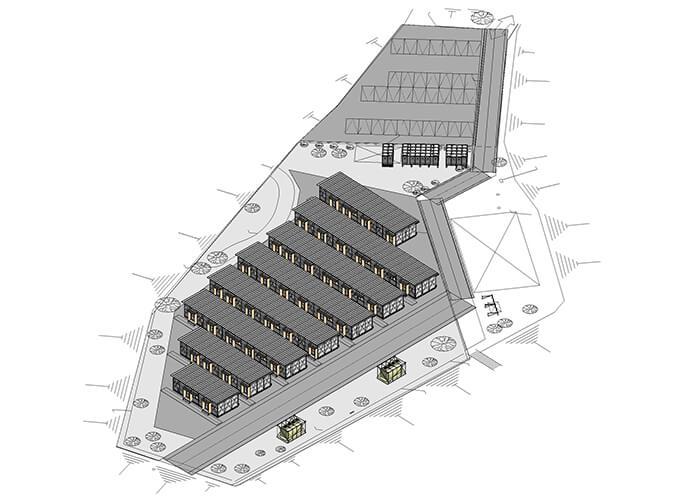 仮設建物 設計