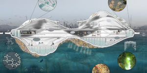 海に浮かぶラボがサンフランシスコ湾の健全な海洋生育環境を促進