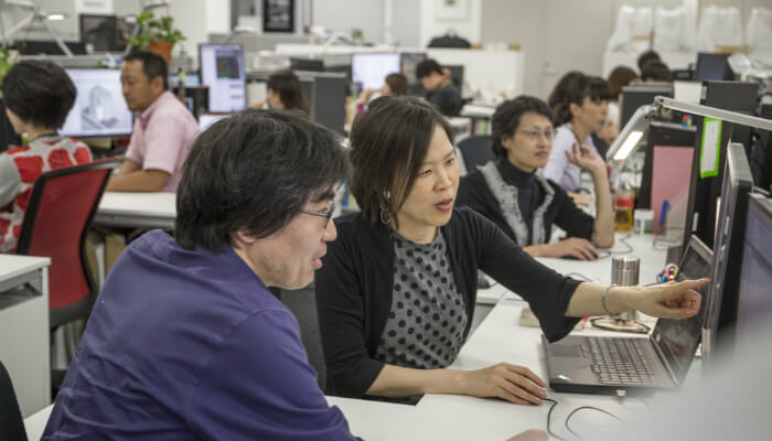 日本設計 働き方改革 岩村雅人氏 近藤美登里