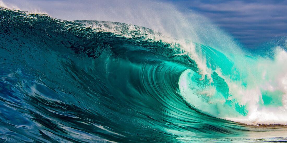 世界 水問題 波