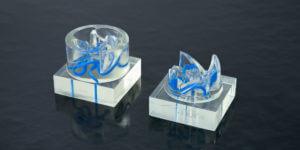 ジェネレーティブ デザインが支援する金型冷却管の自動設計