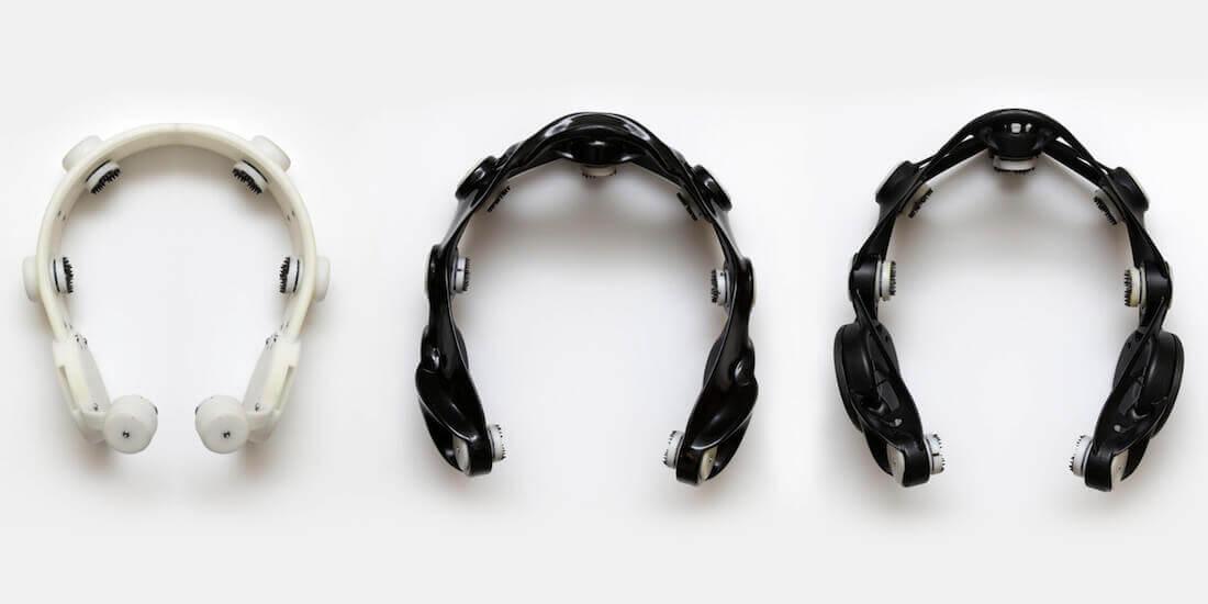 脳波測定 EEG ヘッドセット