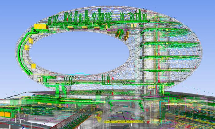 未来博物館 ドバイ ジェネレーティブ デザイン