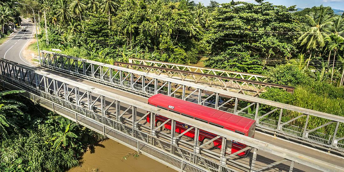 モジュール式の橋梁により災害支援のインフラをオンデマンドで提供
