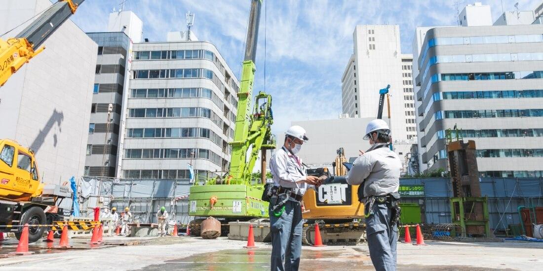 大和ハウス工業がデジタル化で実現を加速する未来の建設現場