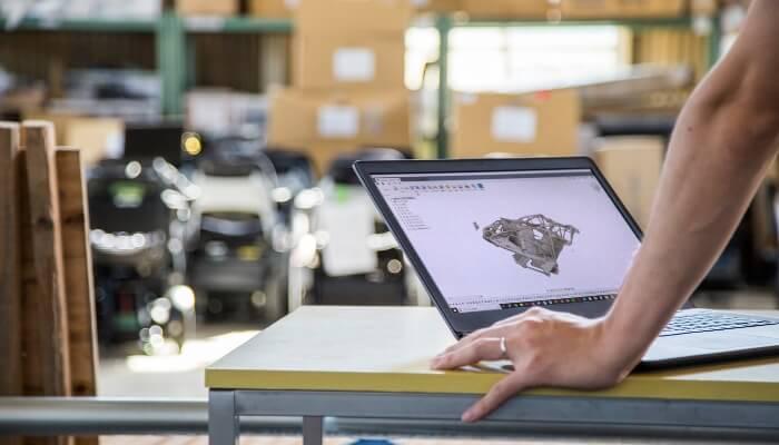 デジタル 変革 製造業 3次元設計 現場