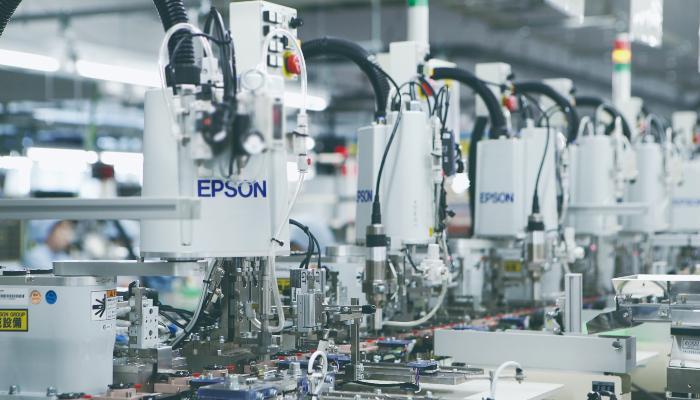 エプソン 産業用ロボット