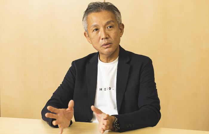 プロパティデータバンク株式会社 代表取締役社長 板谷敏正氏