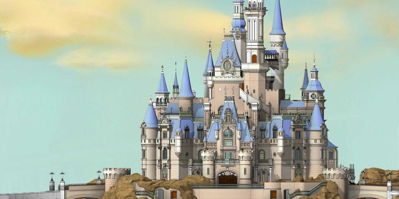 D 233 Couvrez Comment Walt Disney Imagineering A Utilis 233 Une