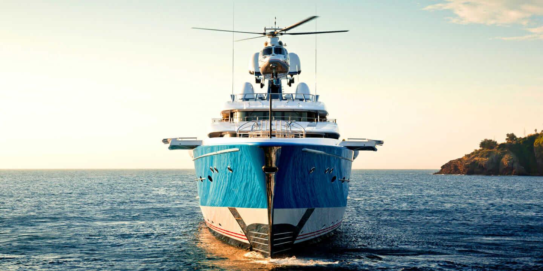 Entre Byzance et l'Eldorado : ce que les architectes peuvent apprendre de l'architecture navale et des superyachts