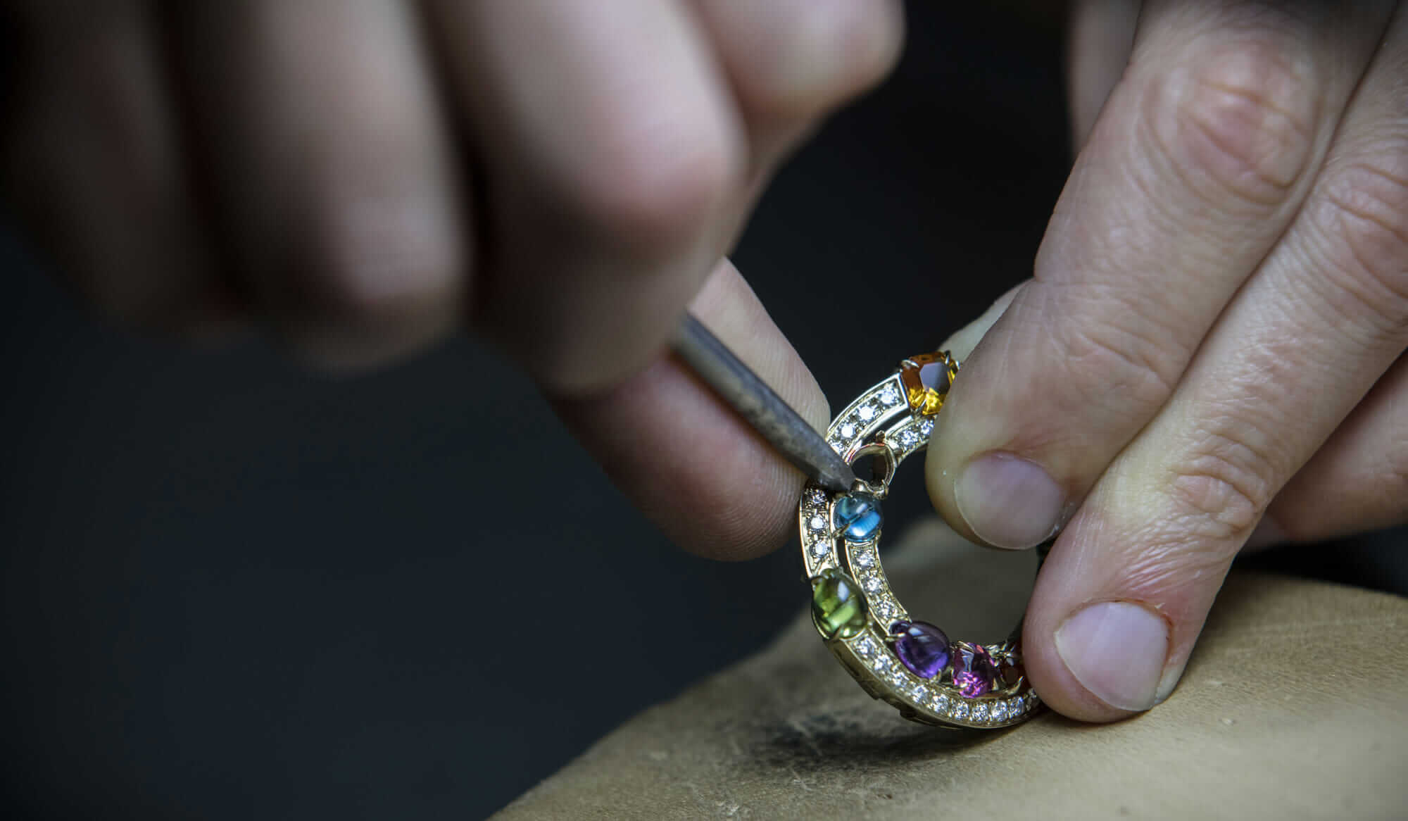 bulgari factory jewelry