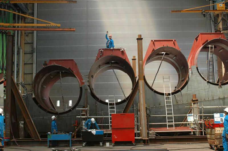 STX construction navale