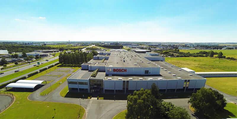 Bosch usine du futur