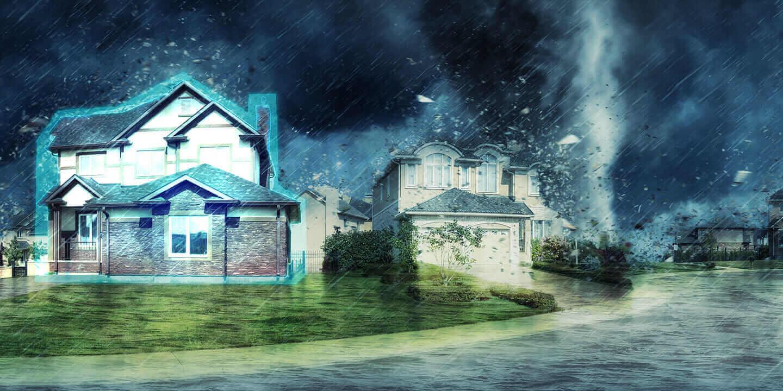 hurricane proof building header houses in hurricane