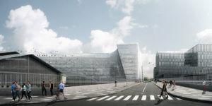 Les architectes de Snøhetta allient l'art et la science pour ramener un peu de sérénité à Paris