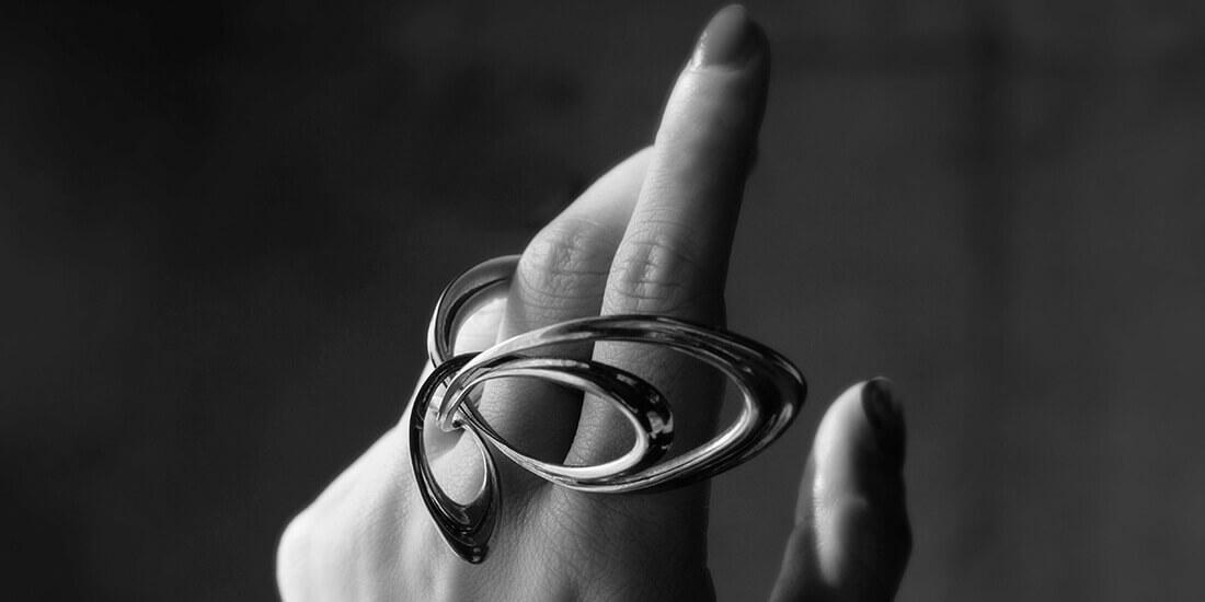 ai sato design ring