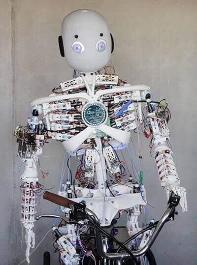Roboy 2.0 : le robot humanoïde