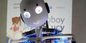 Un grand pas pour les robots humanoïdes, un pas important pour le corps humain