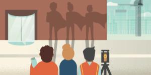 Planification résiliente : les ingénieurs civils sauvent le monde en 3 actes