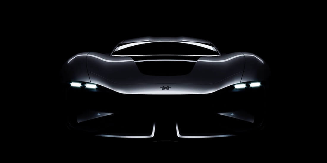 La start-up munichoise CryptoMotors développe des voitures numériques avec des concepteurs du monde entier et vend ses modèles par le biais de la blockchain. Avec l'aimable autorisation de CryptoMotors.