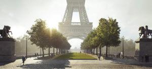 Grand site Tour Eiffel: un écrin de verdure pour tous