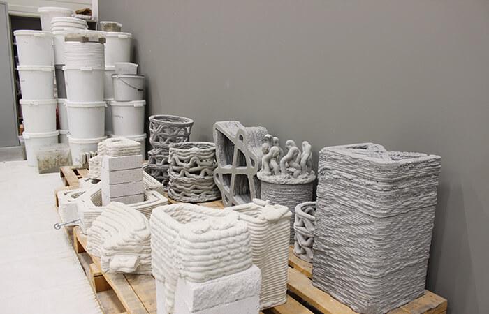 La fabrication additive est un des principaux domaines de recherche au centre