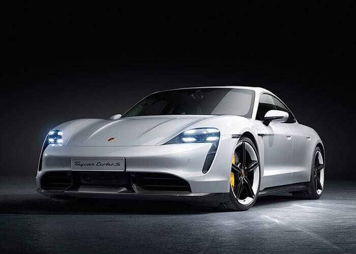 Porsche Taycan usine numérique