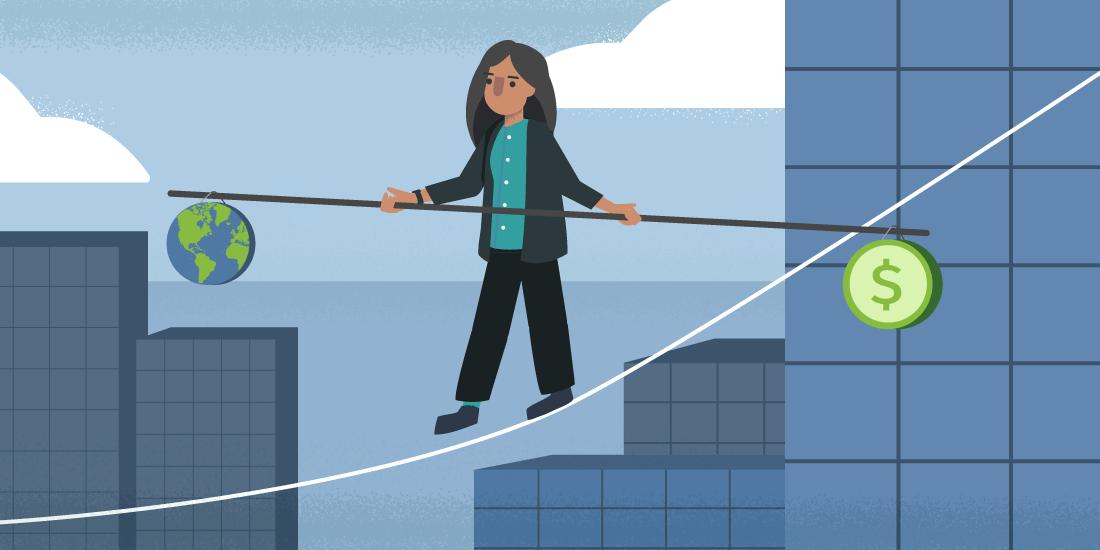 Pourquoi investir dans une démarche ESG
