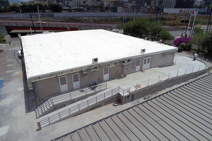 Hôpitaux modulaires : hôpital préfabriqué mobile CEMEX