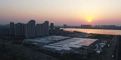 Hôpitaux modulaires : l'hôpital Leishenshan de 1 600 lits a été construit en 13 jours