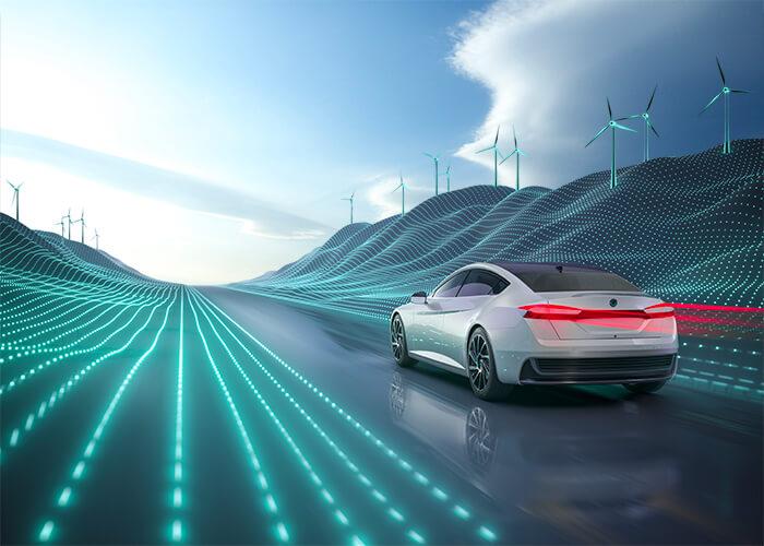 Infrastructures routières intelligentes et écologiques