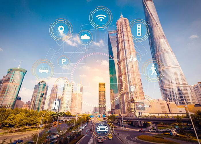 Infrastructures routières intelligentes et évolutives