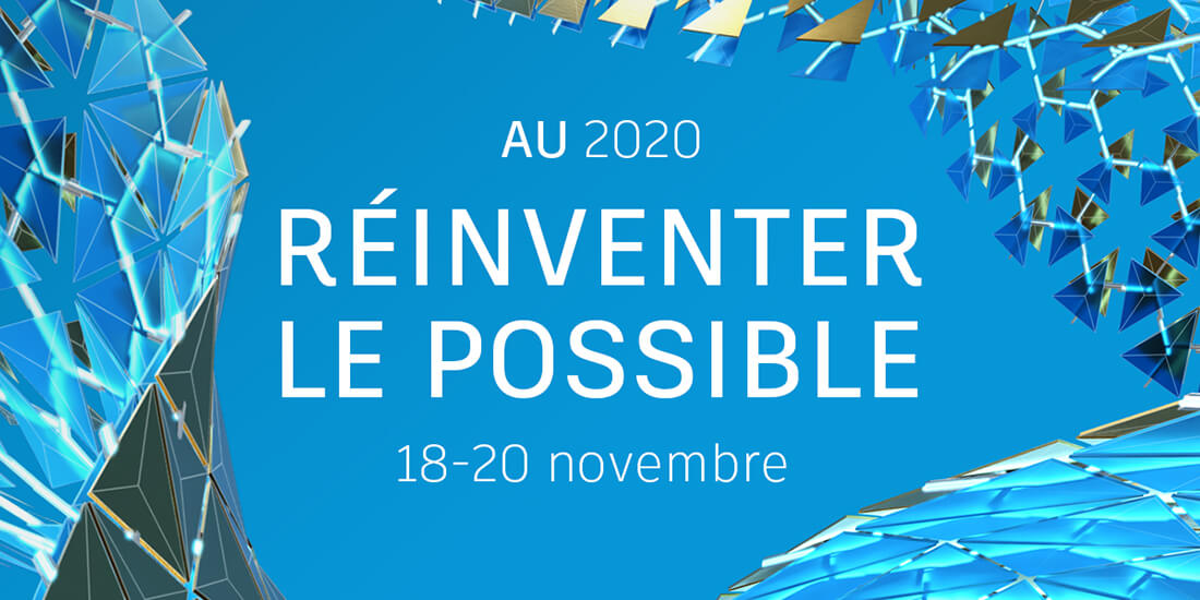 Autodesk University 2020 : réinventer le possible
