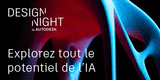 Design Night 28 janvier 2021 Autodesk
