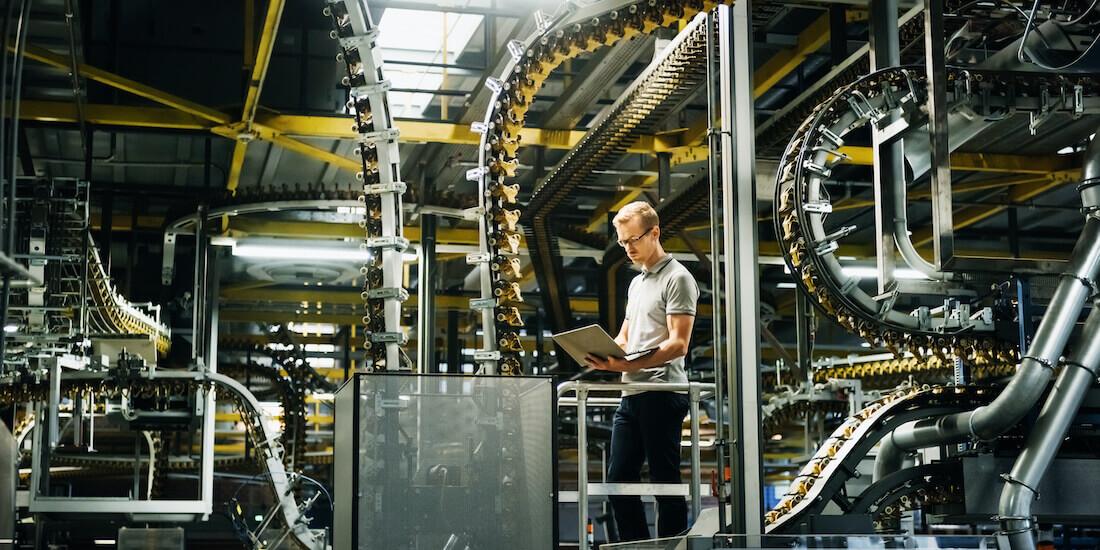 L'IA dans la fabrication : applications et rôle pour les usines de demain
