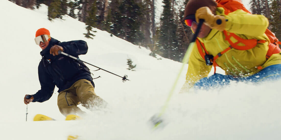 Les microalgues pourraient bien changer l'avenir des équipements de sports d'hiver