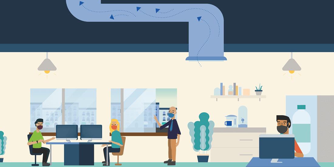 La Covid-19 et les autres pandémies vont changer nos espaces de travail