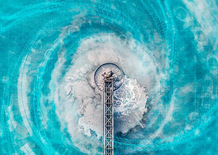 Veolia Water Technologies se sert du BIM pour aider les services des eaux à être plus résilients grâce à une meilleure gestion de projet et des données.