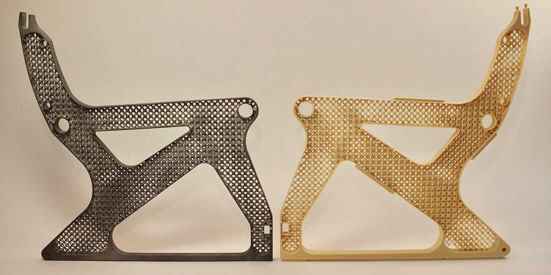 additive manufacturing and metal casting